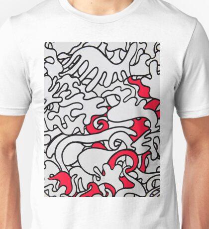 IMPULSIVE (Graffiti) Unisex T-Shirt