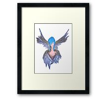 Fantasy Angel Framed Print