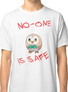 Rowlet, Destroyer of Worlds Classic T-Shirt