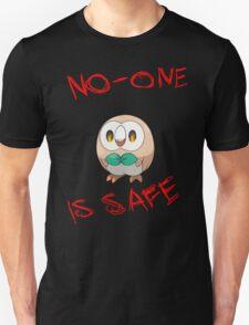Rowlet, Destroyer of Worlds Unisex T-Shirt