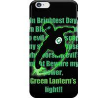 Oath Keepers iPhone Case/Skin