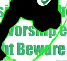 Oath Keepers Sticker
