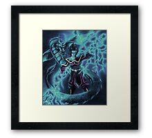 Azula - Avatar The Last Airbender Framed Print