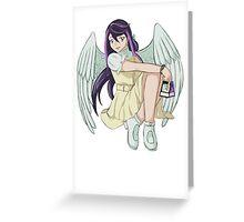 Ruri Kurosaki - Textless Greeting Card