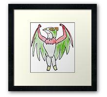 Hawlucha Framed Print