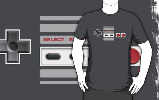 NES Controller by TGIGreeny