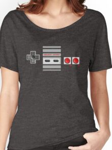 NES Controller Women's Relaxed Fit T-Shirt