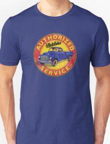 Studebaker Trucks Authorized service Unisex T-Shirt