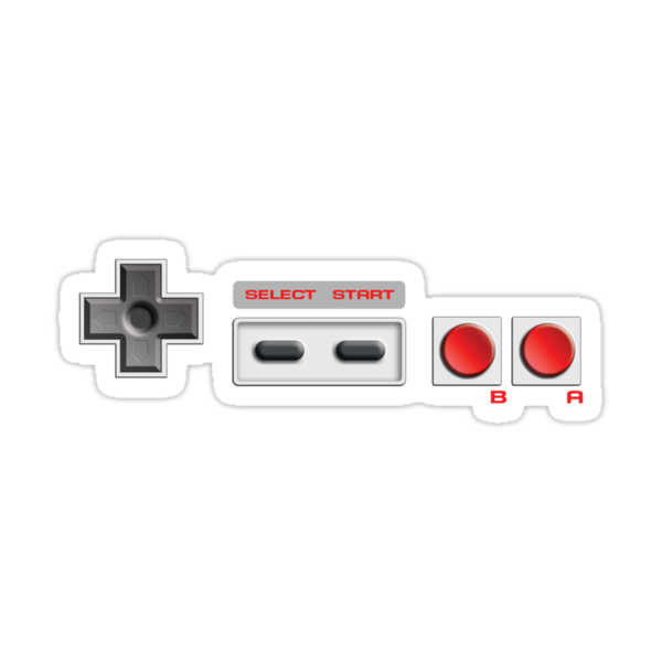 NES Buttons by TGIGreeny