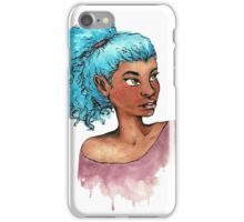 Teal Pony iPhone Case/Skin