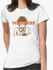 Whooters Womens Fitted T-Shirt