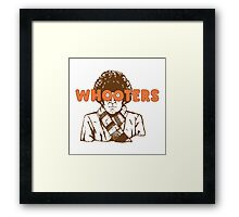 Whooters Framed Print