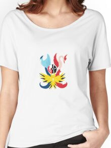 Team Mystic Team Valor Team Instinct Women's Relaxed Fit T-Shirt