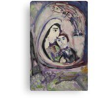 Dream Goat Canvas Print