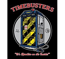 Timebusters Photographic Print