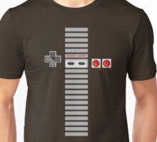NES Controller Stripe Unisex T-Shirt