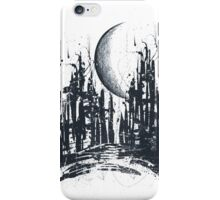 Dystopia city iPhone Case/Skin