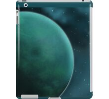 The Lonely Blue Planet iPad Case/Skin