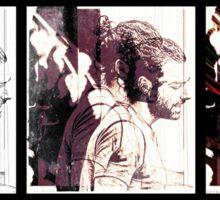 Aidan Turner Sticker