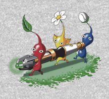 Pikmin Who by coinbox tees