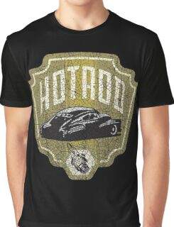 Hotrod USA Graphic T-Shirt