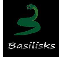Basilisks Team Photographic Print