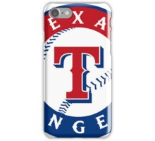 America's Game - Texas Rangers iPhone Case/Skin