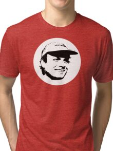 Mac DeMarco No.2 Tri-blend T-Shirt