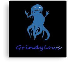 Grindylows Team Canvas Print
