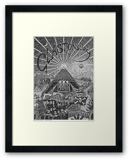Glastonbury (2010) by Richard Pattenden