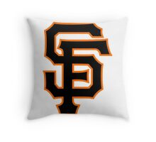 America's Game - San Francisco Giants Throw Pillow