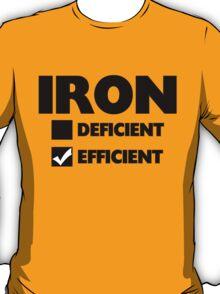 Iron Efficient T-Shirt