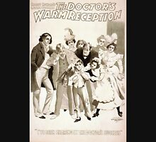 Performing Arts Posters Harry Howards latest success The doctors warm reception 1074 Unisex T-Shirt