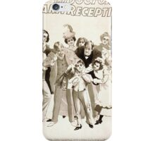 Performing Arts Posters Harry Howards latest success The doctors warm reception 1074 iPhone Case/Skin