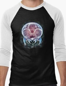 The Epic Metroid Organism  Men's Baseball ¾ T-Shirt