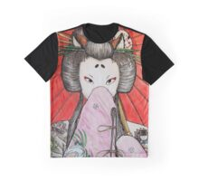 Kuzunoha Graphic T-Shirt