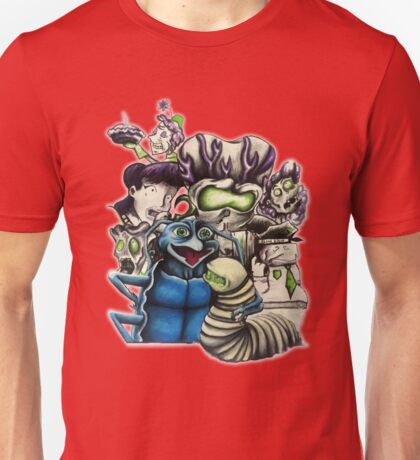 Larry and Maurice - Freaky Stories Unisex T-Shirt