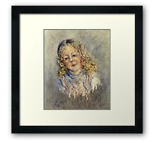Claude Monet - Andre Lauvray Framed Print