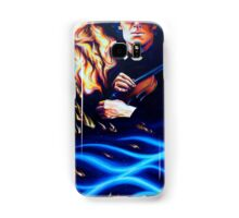 A Study in Liquid Heat Samsung Galaxy Case/Skin