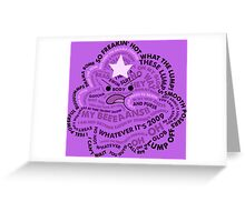 LSP Greeting Card
