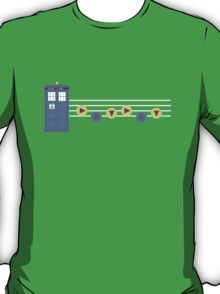 The song of the tardis T-Shirt