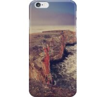 Stretching Out Before Me iPhone Case/Skin