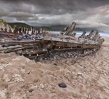 Rossbeigh Beach - Kerry by Royston Palmer