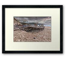 Rossbeigh Beach - Kerry Framed Print