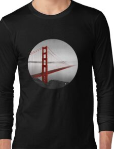 Golden Gate Bridge (Vectorillustration) T-Shirt