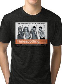 TimeSpotting Tri-blend T-Shirt