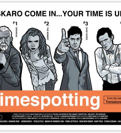 TimeSpotting Sticker