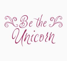 be the unicorn One Piece - Long Sleeve