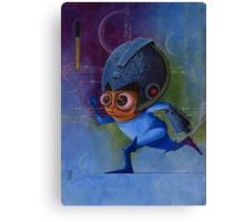Megaman Rockman Nintendo Canvas Print