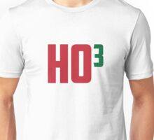 Ho Ho Ho Have A Very Nerdy Christmas Unisex T-Shirt